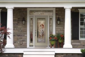 Provia Fiberglass Entry Door & Front Entry Doors Cincinnati u2013 Front Door Installation In Cincinnati